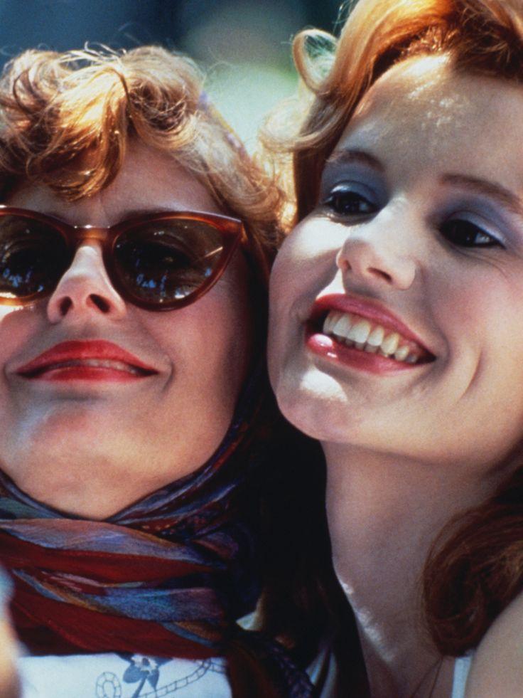 Les Road Movies les plus fashion - Thelma & Louise (1991)