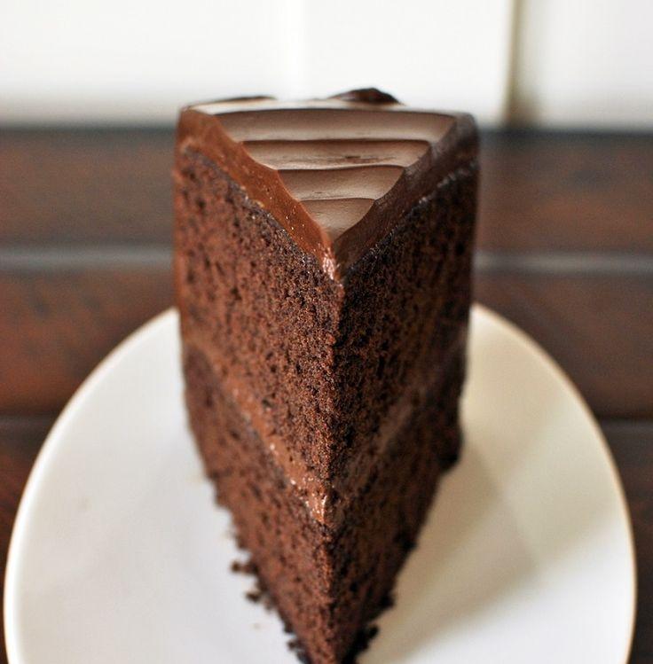 Receta: pastel de chocolate | ActitudFEM