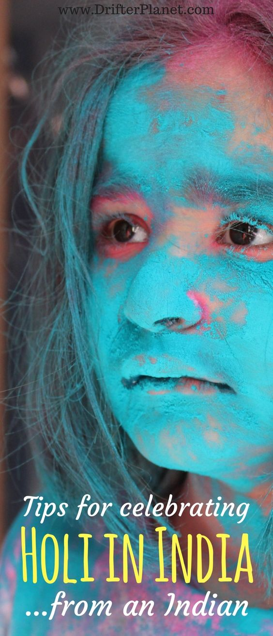 Are you in India to celebrate Holi?  Sadly a lot of groping and unpleasant incidents occur on this holiday :( but you can avoid them.  I have celebrated Holi for 30 years in Holi and here are some of my top tips for making the most of this holiday and staying safe.