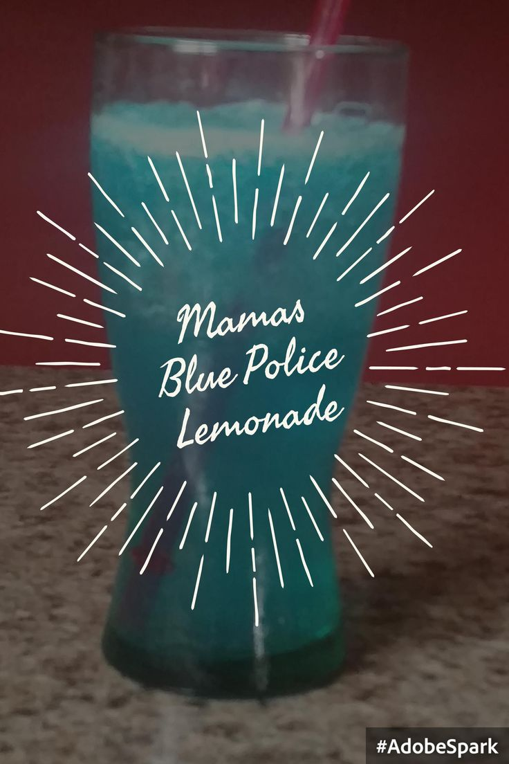 monster resignation letter%0A Mamas Blue Police Lemonade from M is for Monster  Are you a mom that loves