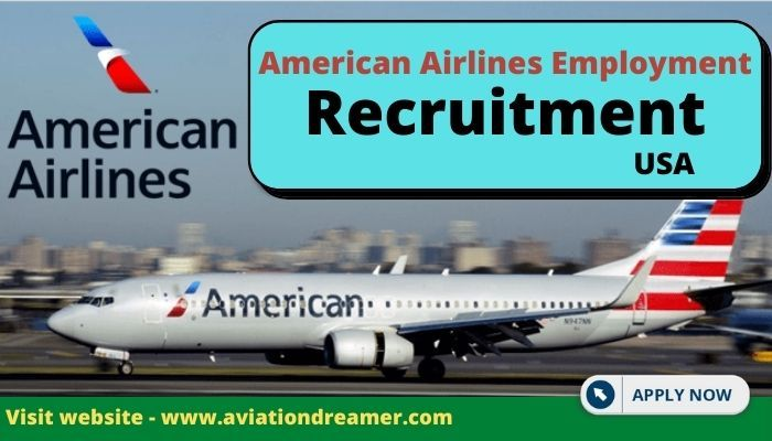 American Airlines Employment For Fresher American Airlines Airline Jobs American