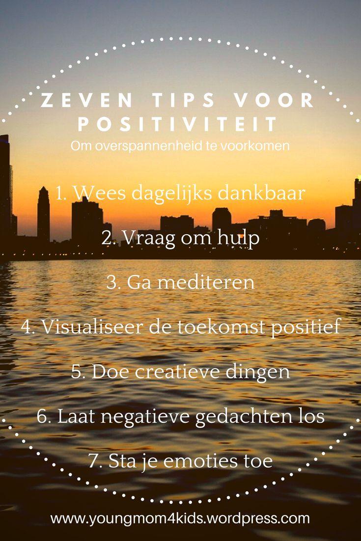 Positief blijven op momenten dat negatieve gedachten in je hoofd controle hebben op jou is ontzettend moeilijk. Het zit je in de weg. En iedere keer als je denkt dat je iets wilt gaan doen om een s…