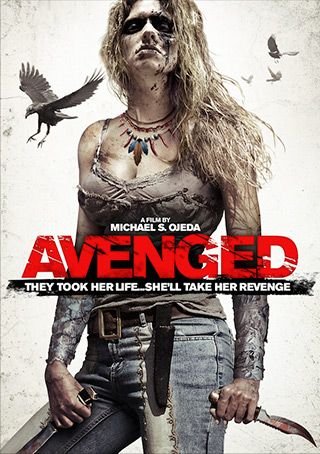 """Rose Is A Rose"" is Original Sound Track in AVENGED (Savaged The Movie) - broadcasted in Canada by Super Channel"
