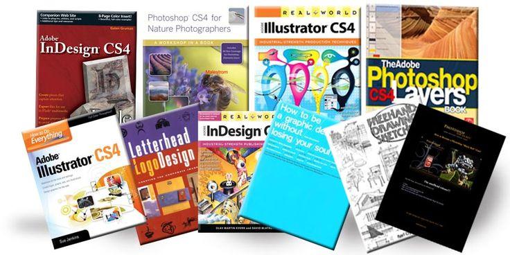 Kumpulan Ebook Gratis Untuk Belajar Desain