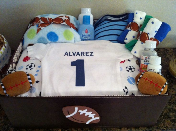 42 best dallas cowboysfootball baby shower images on pinterest personalized dallas cowboys baby basket negle Gallery