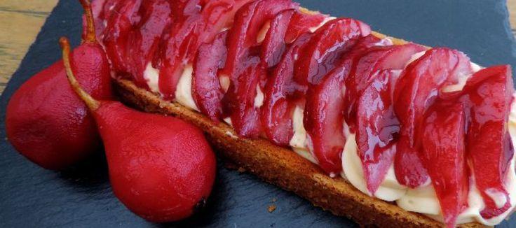 Slof met stoofpeertjes of appeltjes | Lekker Tafelen