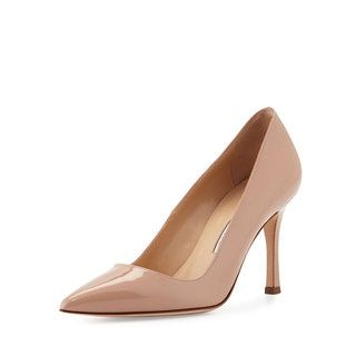 Shop for Manolo Blahnik BB Nude Patent Shoes. Get free delivery at Overstock.com - Your Online Designer Store Destination! Get 5% in rewards with Club O!