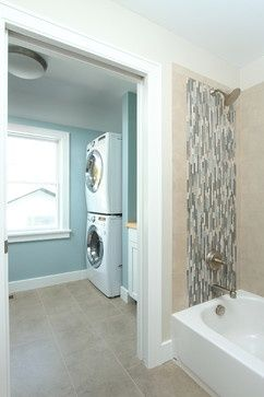 bathroom and laundry room combinations | bathroom and laundry room combinations | Laundry Bathroom Combo Design ...