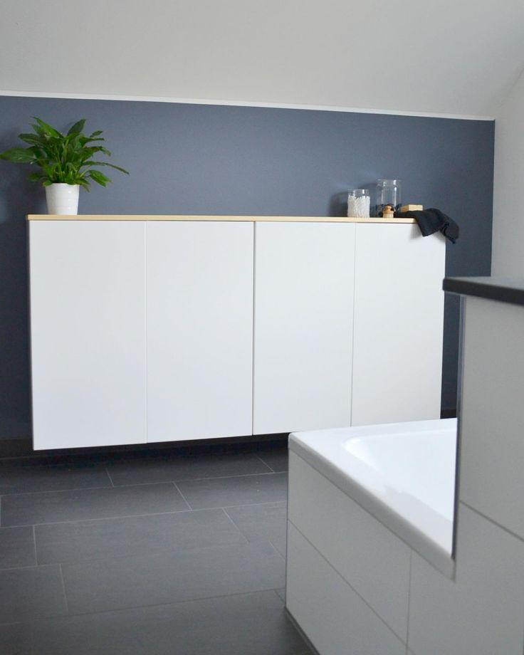 ikea küchenschrank umfunktioniert zum badschrank m