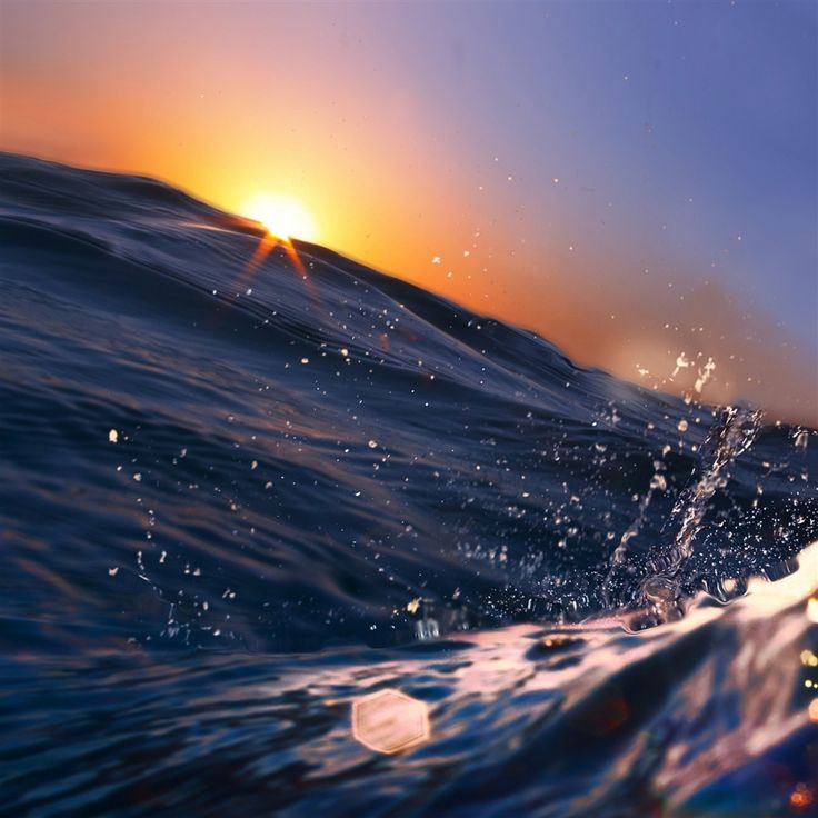 Ocean #iPad #Air #Wallpaper