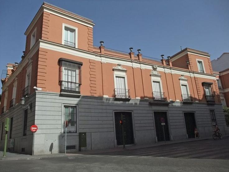 Palacio de viana calle del duque de rivas madrid - Calle viana valencia ...