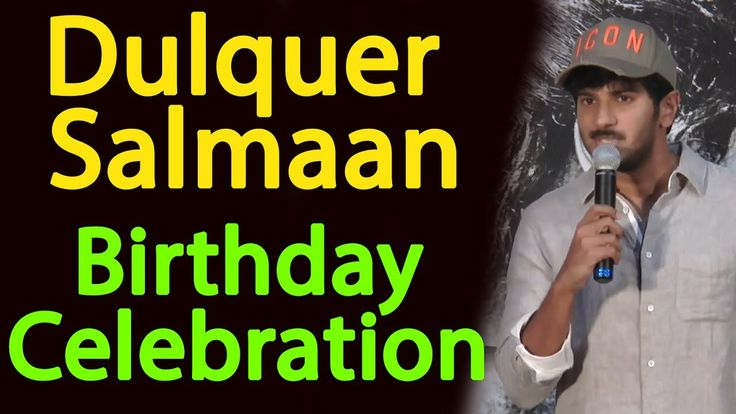 Dulquar Salman birthday celebration | solo movie press meet.Solo is an upcoming bilingual Indian romantic thriller film written and directed by Bejoy Nambiar, starring Dulquer Salmaan in the lead role. Shot simultaneously in Malayalam and Tamil, production began during November 2016.