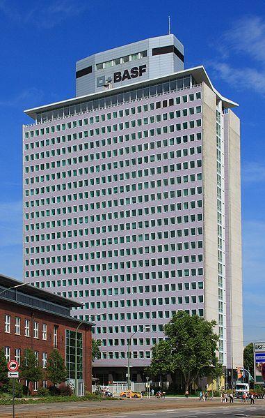 Friedrich-Engelhorn Scraper, BASF, Ludwigshafen, Germany