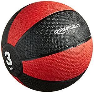 AmazonBasics - Palla medica da 3 kg