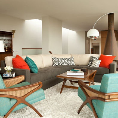 Peach And Teal Interior Decorating Ideas Pinterest