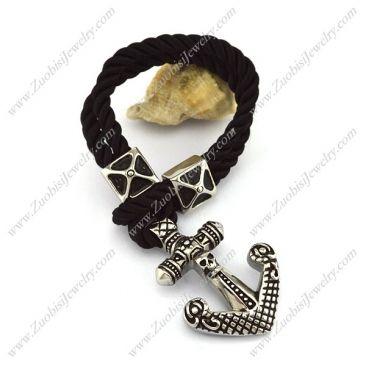 Big Skull Anchor Bracelet b003986 Item No. : b003986 Market Price : US$ 70.60 Sales Price : US$ 7.06 Category : Skull Bracelet