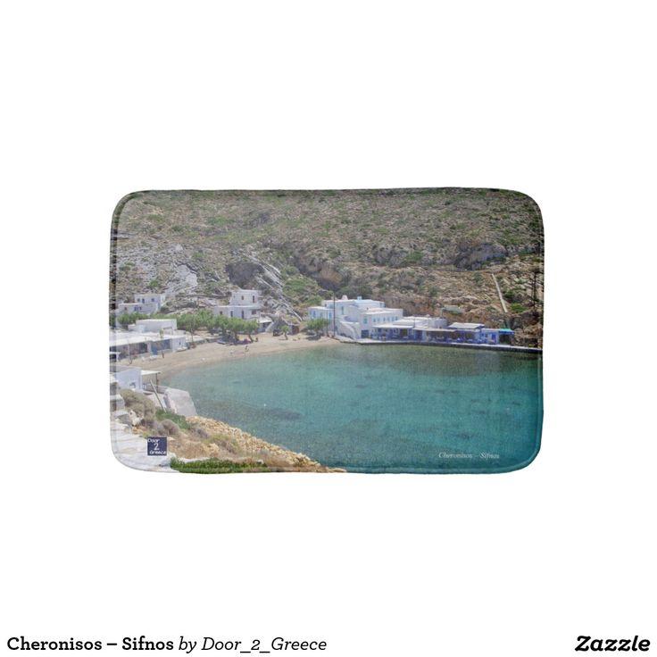 Cheronisos – Sifnos Bath Mats