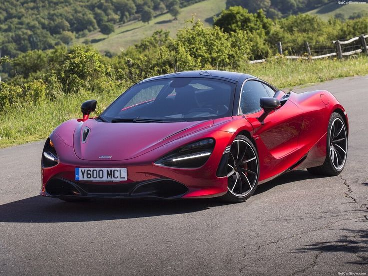 "topvehicles: ""The New McLaren 720s """
