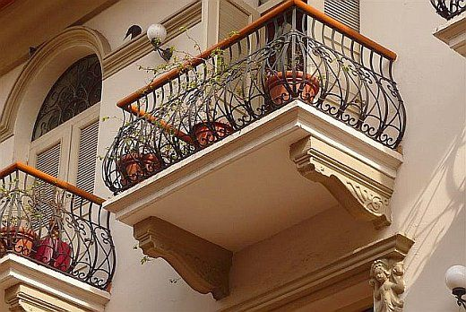 1000 images about french balcony and plus on pinterest for French quarter balcony