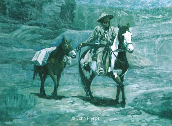 fur traders and mountain men | Fur Trade Era Paintings by ...  Mountain