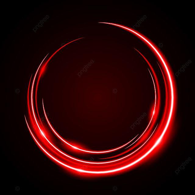Circulo Abstrato Quadro Vermelho Claro Neon Fundo Do Vetor Halo Resumo Arte Imagem Png E Vetor Para Download Gratuito In 2021 Neon Heart Light Vector Background Red Frame