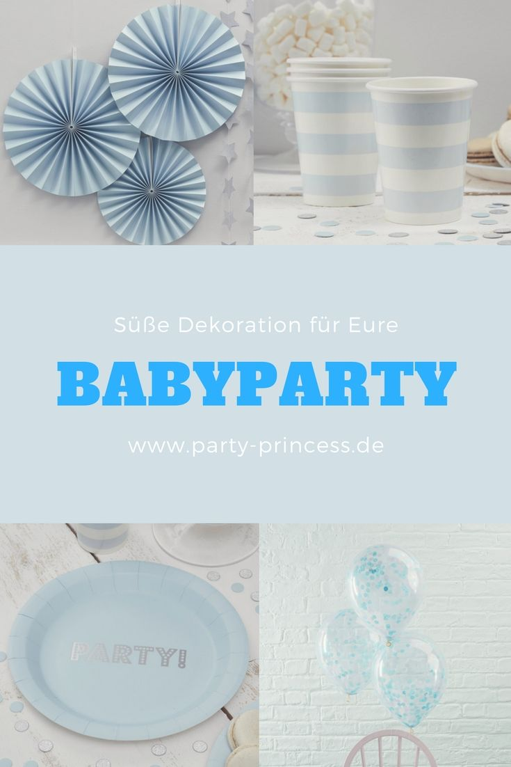 die besten 25 babyparty junge ideen auf pinterest. Black Bedroom Furniture Sets. Home Design Ideas