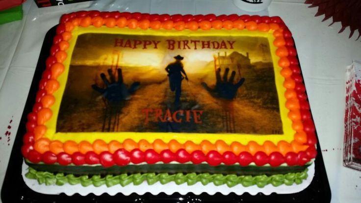 My Walking Dead Birthday
