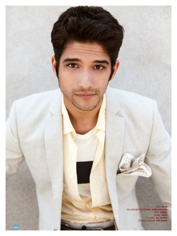 Tyler Posey another sexy one lol