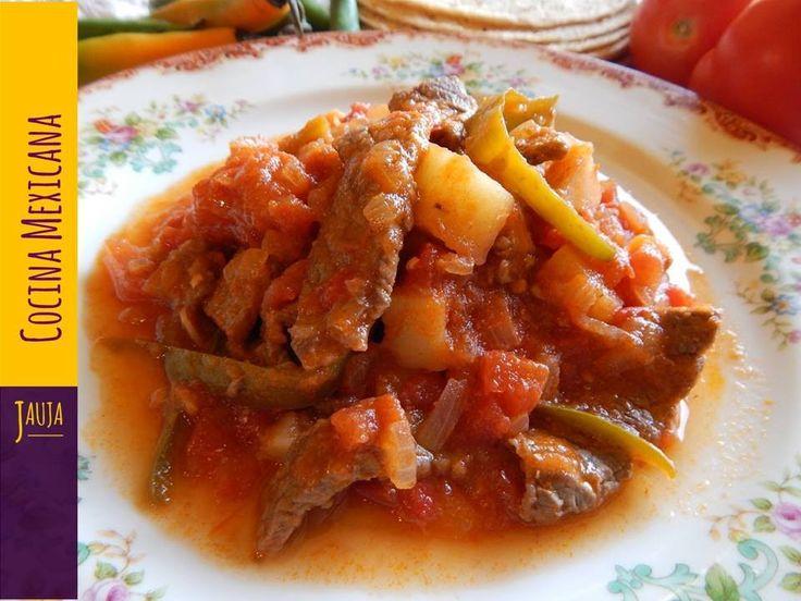 Cocina Jauja Carne En Su Jugo