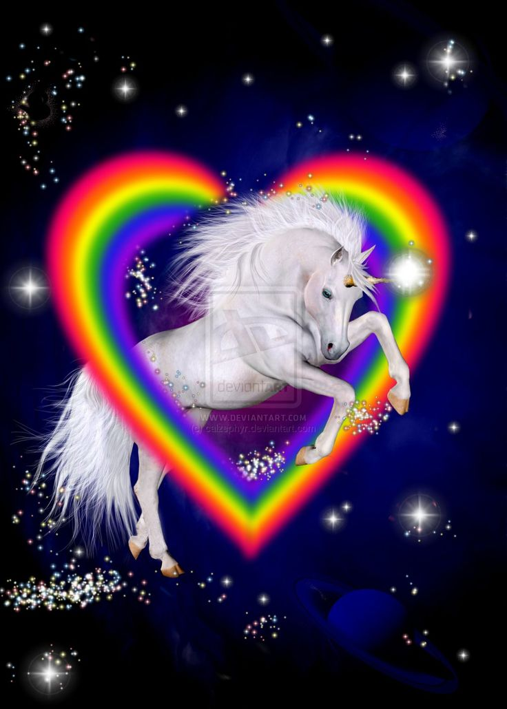 80s rainbow unicorn by on deviantart love shared. Black Bedroom Furniture Sets. Home Design Ideas