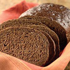 Pumpernickel bread - the best!!