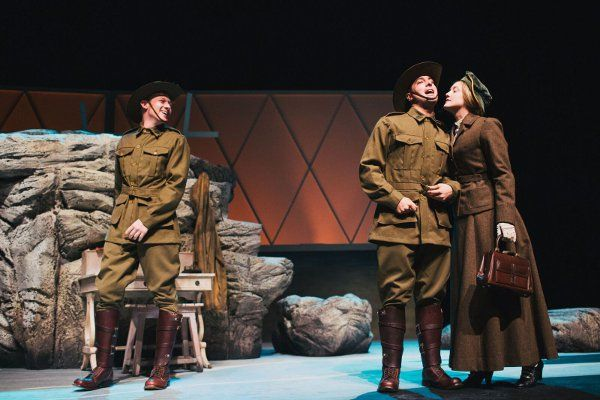 Review of The Lighthouse Girl by Black Swan State Theatre Company for Perth Walkabout. Set during World War I, the play is based on The Lighthouse Girl and The Light Horse Boy by Dianne Wolfer.