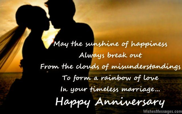 Anniversary Wishes for Couples: Wedding Anniversary Messages for Couples