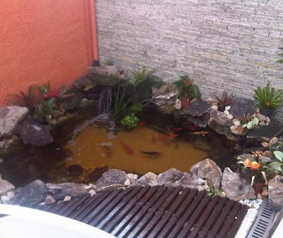 Viva Arquitetura y Design: Jardim com lagos