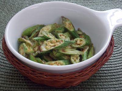 Chips de Quiabo - Na Biroskinha                                                                                                                                                                                 Mais