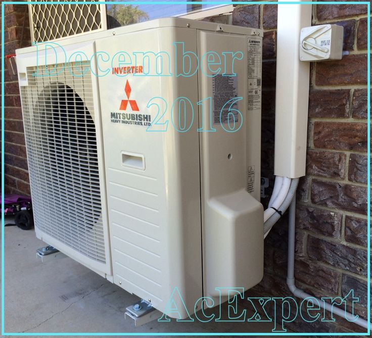 Mitsubishi Air conditioning installations Brisbane textbook split install. Frigys be drooling at our work