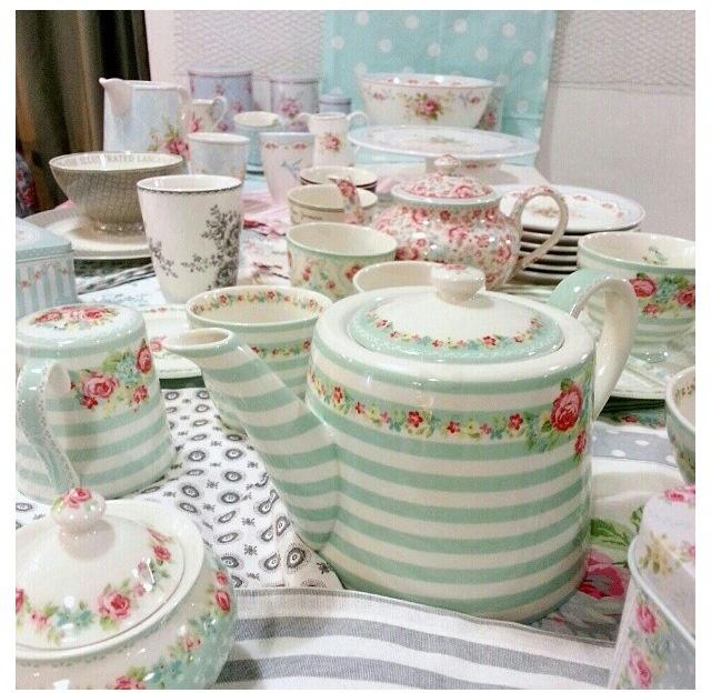 137 best images about greengate teapots on pinterest. Black Bedroom Furniture Sets. Home Design Ideas