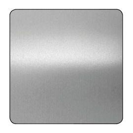 Tôle aluminium lisse brillant 500 x 250 mm