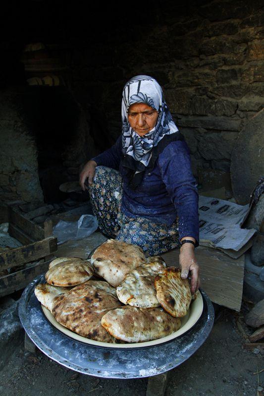Ekmek - a popular Terkish bread