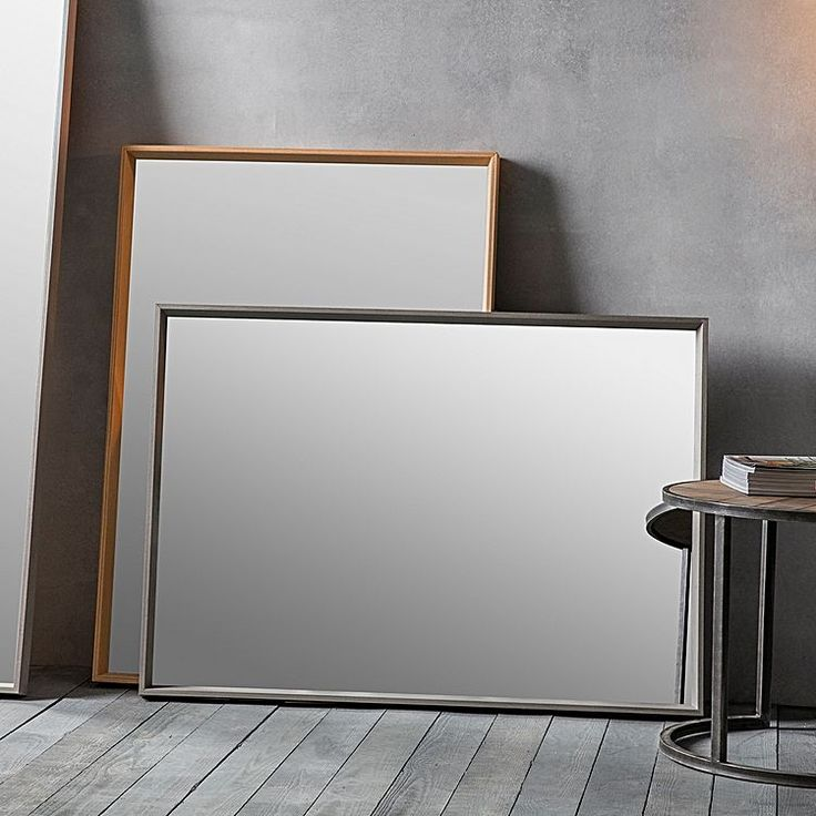 Conley Wall Mirror Concepts Greg Amp Julia Grey Wall
