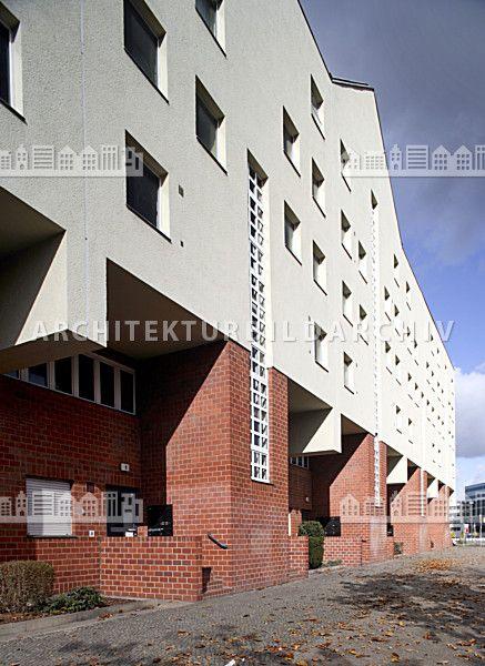 Wohnbebauung am lützowplatz berlin 1984 o m ungers architecture