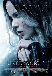 Underworld: Blood Wars (2016): Better than the last one.
