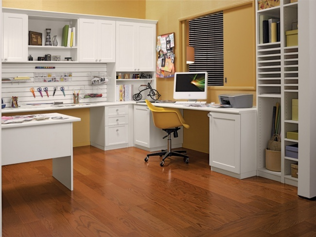 Craft room, paper storageOffices Crafts, Crafts Room, Room Ideas, Crafts Storage, California Closets, Dreams Crafts, Paper Storage, Craftsew Organic, Home Offices