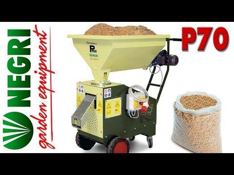 Pellettatrice P70 Youtube Projets A Essayer