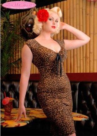 collezione-vestiti-anni-50-donna-abito-tubino-animalier-woman-shop