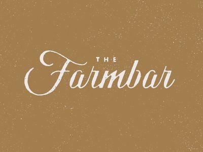 The Farmbar | J Fletcher Design.