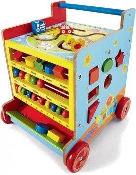 Tinkers 8-In-1 Fun Trolley