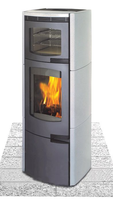 Heckla Wood-fired Cookstove