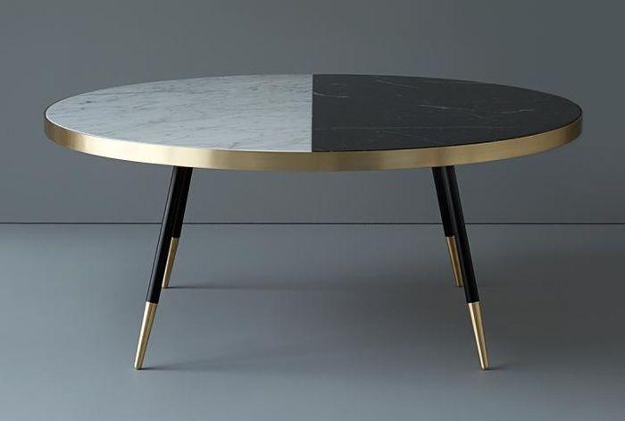 Une table basse moderne | design d'intérieur, décoration, maison, luxe. Plus de nouveautés sur http://www.bocadolobo.com/en/inspiration-and-ideas/