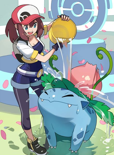 Pokemon go art